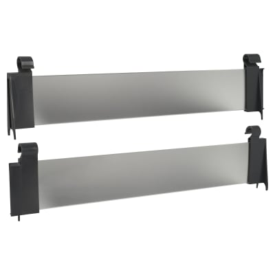 Motion Acrylic Hanging Panel - 400mm - Grey
