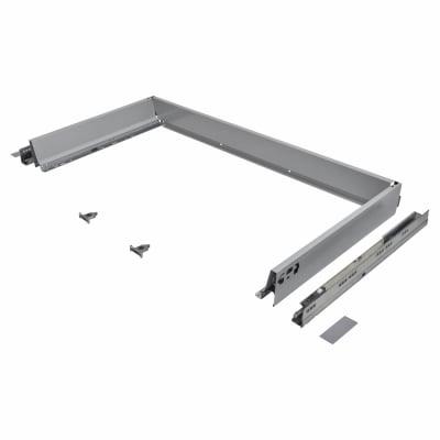 Blum TANDEMBOX ANTARO Drawer Pack - BLUMOTION Soft Close - (H) 84mm x (D) 450mm x (W) 1000mm - Grey