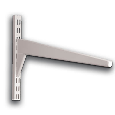 elfa® Reinforced Bracket - 570mm - White