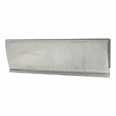 Finesse Letter Tidy - 305 x 100mm - Pewter