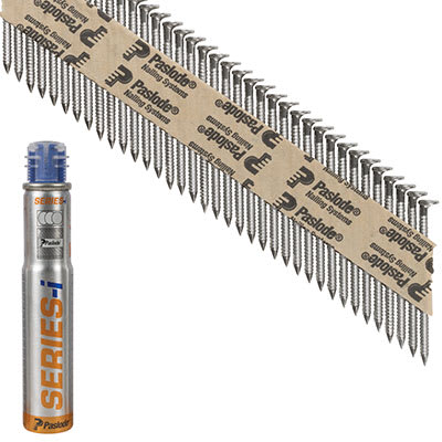 Paslode IM90I Nail - First Fix - 80 x 3.1mm - Stainless Steel - Pack 1100