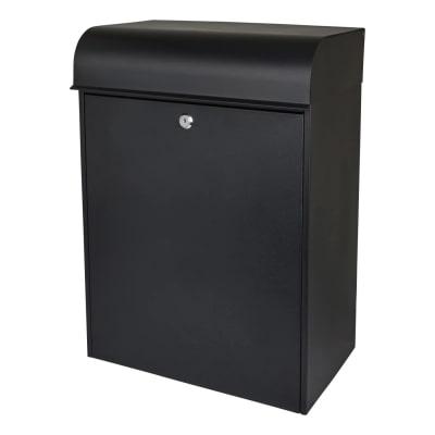 Parcel Box - 555 x 405 x 225mm - Black