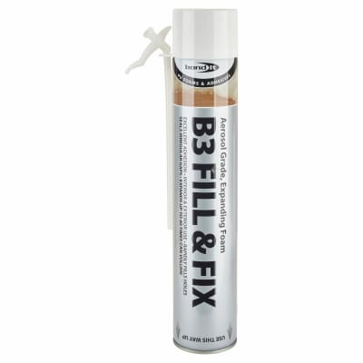 Bond It Expanding Foam Filler - 750ml - Hand