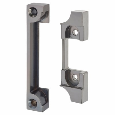 Altro 12.5mm Rebate Kit to suit Heavy Duty Tubular Latch - Black