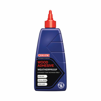 Evo-Stik Weatherproof Wood Adhesive - 500ml