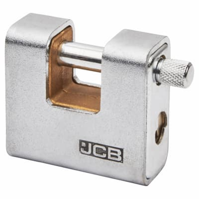 Armoured Shutter Lock - 60mm - Keyed to Differ