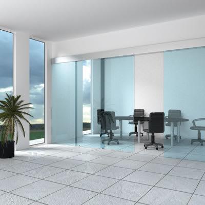 Ducasse Glass Door Fixed Panel Kit - 3 metres