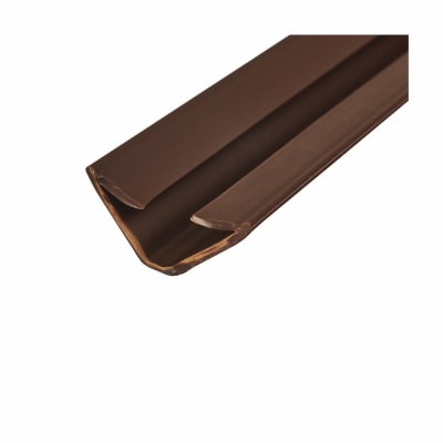 Lorient IS1212 Batwing Acoustic and Smoke Seal - 12 x 12 x 2100mm - Dark Brown - Pack 5