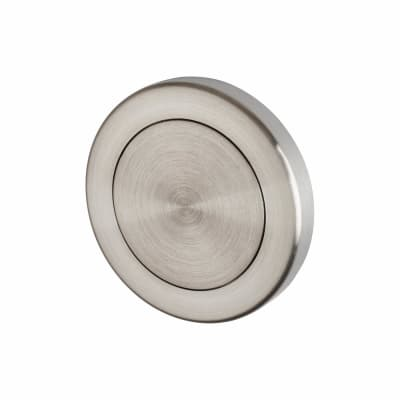 Steel-Worx Designer Escutcheon - Blank - 316 Satin Stainless Steel