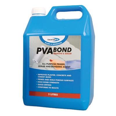 Bond It PVA Adhesive and Sealer - 2500ml