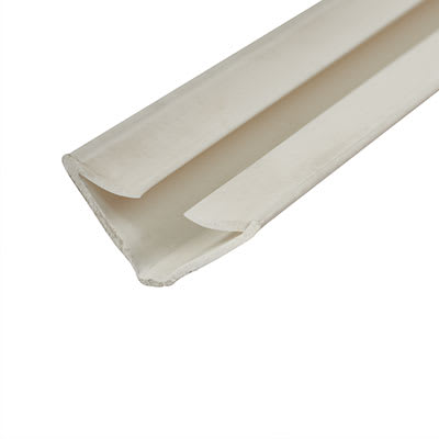 Lorient IS1515 Batwing Acoustic and Smoke Seal - 15 x 15 x 2100mm - White - Pack 5