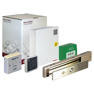 Standalone Access Control Kit - With Keypad and Magnetic Lock