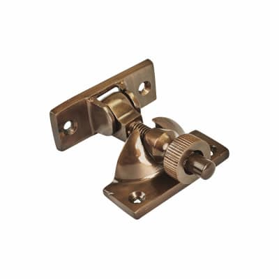 Brighton Screw Pattern Fastener - 55mm - Dark Bronze