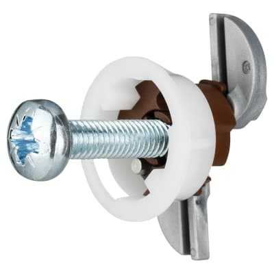 Grip It® Plasterboard Fixing - 20mm Hole - M6 x 30mm - Pack 8