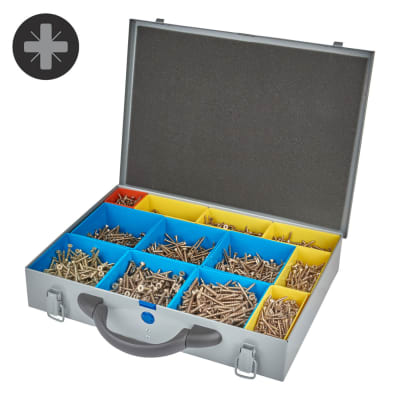 Spax Xpert Case - Pack 2400