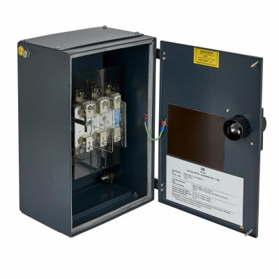 ced 100a 3 phase switch fuse