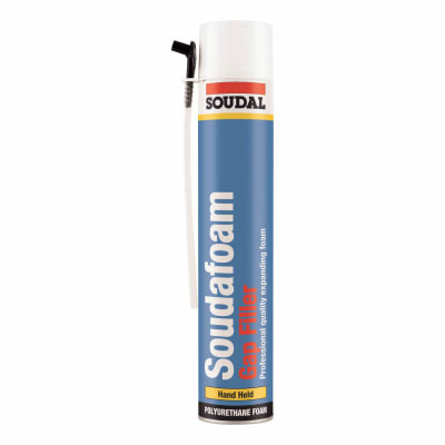 Soudal Soudafoam Gap Filler - 750ml - Hand