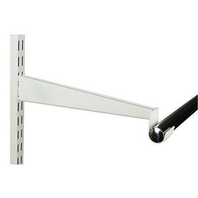 elfa® Hanging Rail Bracket - 325mm - White