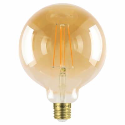 Integral LED 5W Sunset Vintage G125 Globe Dimmable Filament Lamp - E27 - 1800K