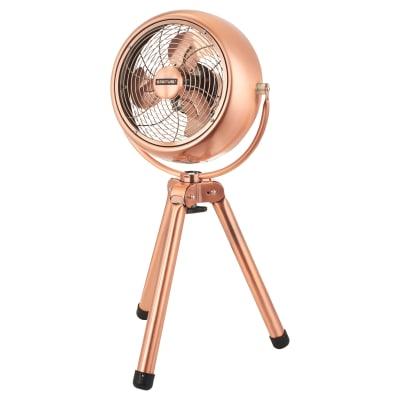 Status 8 Inch Tripod Fan - Copper