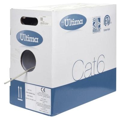 Ultima Cat6 U/UTP Data Cable CM