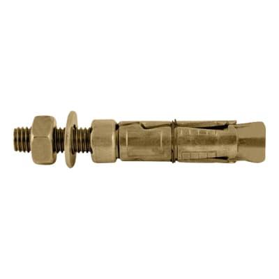 Unicrimp Anchor Bolt - M10 x 80mm - Pack 4