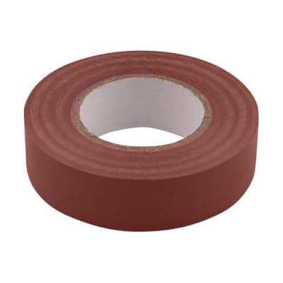 Unicrimp PVC Tape - 19mm x 33m - Brown