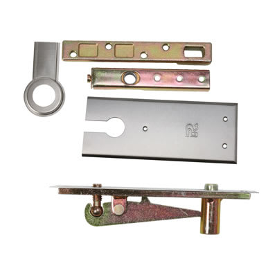 Rutland TS7000 Accessory Pack - Double Action - Satin Stainless Steel