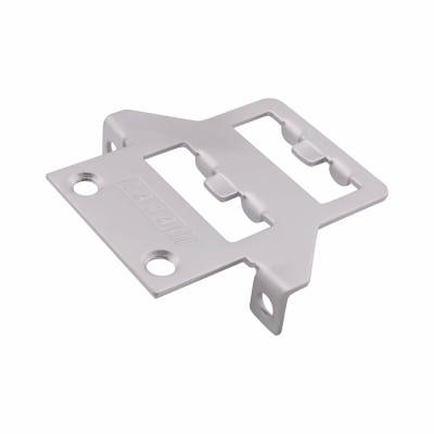 Altro Fitch Window Fastener - uPVC/Timber - Nightvent Keep - Satin Chrome