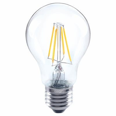 Integral LED 4.5W GLS Filament Dimmable Lamp - E27- 2700K