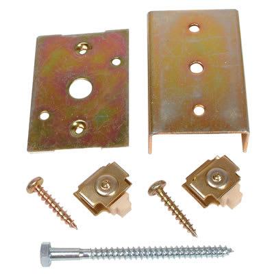 Coburn Hideaway Double Pocket Door Jointing Kit