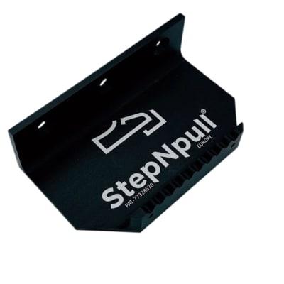 StepNpull Hands Free Foot Operated Door Opener - Black