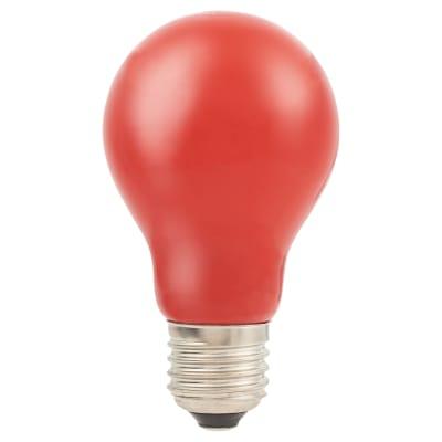 Crompton 1.5W LED GLS Coloured Lamp - E27 - Red