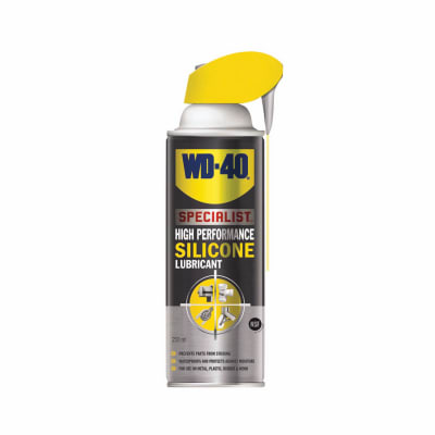 WD-40 High Performance Silicone Lubricant - 250ml