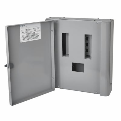 Eaton MEM 125A 8 Way 3 Phase Triple Pole and Neutral Distribution Board - Type B