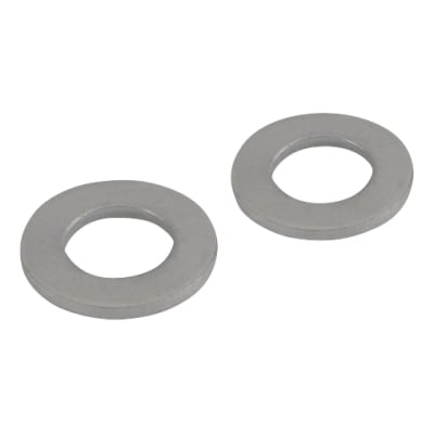 Unicrimp Flat Washer - M6 - Bright Zinc Plated - Pack 10