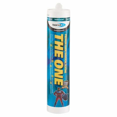 Bondit The One Sanitary Sealant - 310ml - Clear
