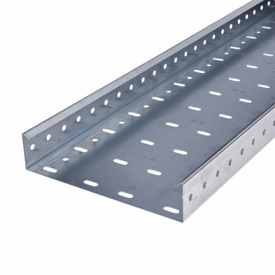 Heavy Duty Cable Tray - 225 x 3000mm - Galvanised