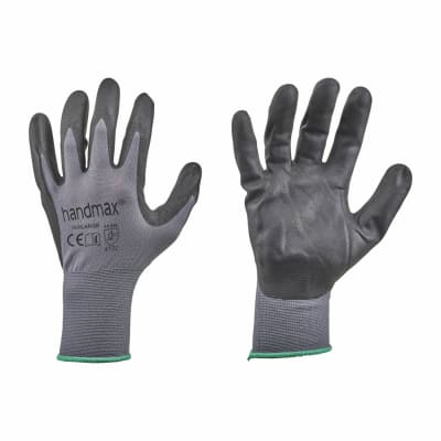 Nitrile Work Gloves - Size 10 - L
