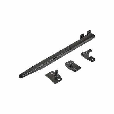 Altro Timber Range Window Stay - 11 Inch /280mm - Black