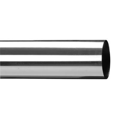 40mm Handrail System - 1.8m Tube - Polished Chrome
