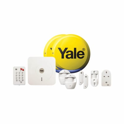 Yale® Smart Home Alarm, View & Control Kit SR-340