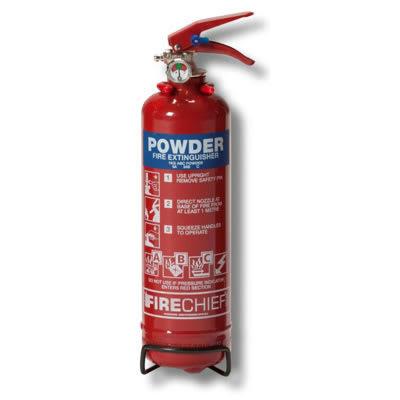 Dry Powder Fire Extinguisher - 1kg