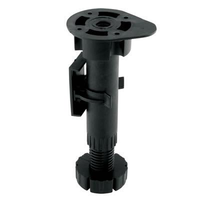 Pro Series Kitchen, Bedroom & Shopfitting Adjustable Leg - 150-180mm - Pack 4