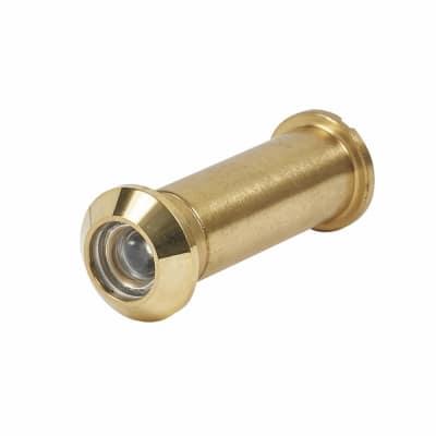 ERA® 120 Degree Viewer - Brass Plated
