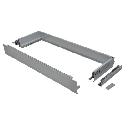 Blum TANDEMBOX ANTARO Internal Drawer - BLUMOTION - (H) 84mm x (D) 270mm x (W) 900mm - Grey