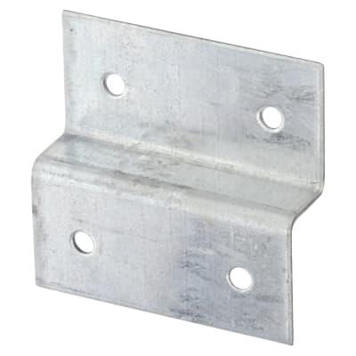 Taurus Fence Panel Z Clip - Galvanised