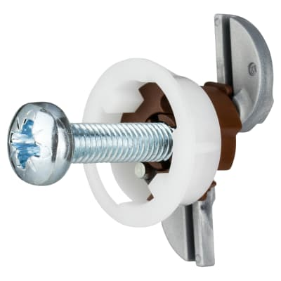 Grip It® Fixing - 20mm Hole - M6 x 30mm Bolt - Pack 4