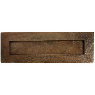 Louis Fraser Letter Plate - 264 x 106mm - Oil Rubbed Bronze