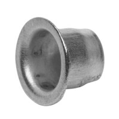 Banjo Bookcase Steel Socket - Nickel Plated - Pack 50